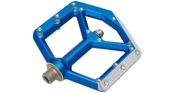 Spank Spike Pedal blå